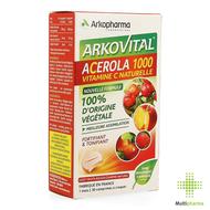 Arkopharma Arkovital Acerola 1000 30st