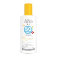 Louis Widmer Sun Kids Protect Fluid SPF50 sans Parfum 100ml