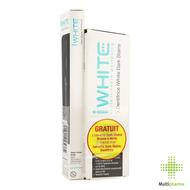 Iwhite dark stains tandpasta+tandenborstel gratis