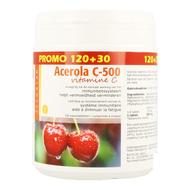 Acerola 500 tabl 120+30 gratuit