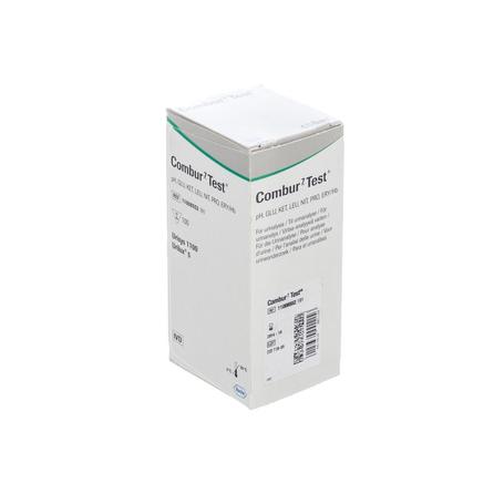Combur 7 test strips 100 11008552191