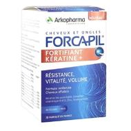 Forcapil keratine+ caps 60