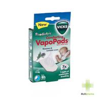 Vicks vbr7e paediat.comf.vapopads rosmary-lavend 7