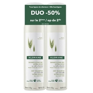 Klorane Shampooing sec avoine duo 2x150ml