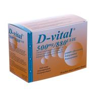 D vital 500/880 efferv. sach 30