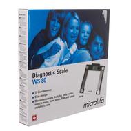 Microlife personenweegschaal diagnostisch ws80