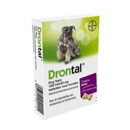 Drontal Dog Tasty 150/144/50mg 10kg tabletten 2st