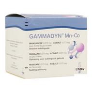 Gammadyn amp 30 x 2ml mn-co unda