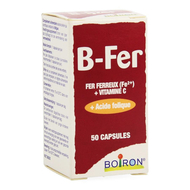 Boiron B-ijzer nutridoses capsules 50st