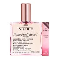 Nuxe Prodigieux huile florale 100ml+parfum florale