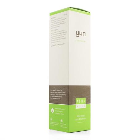 Yun ACN+ Wasgel tegen acné voor droge huid 200ml