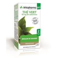 Arkopharma Arkogélules Groene thee bio capsules 40st
