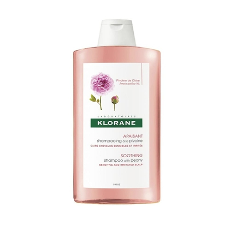 Klorane Shampoo pioenroos 100ml