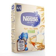 Nestle baby cereals riz vanille s/gluten 250g