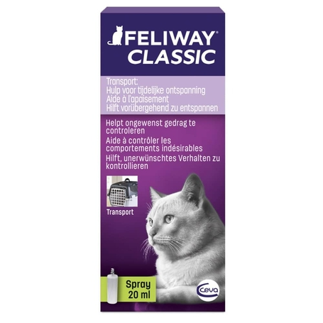 Feliway Classic spray humeur chat 60ml