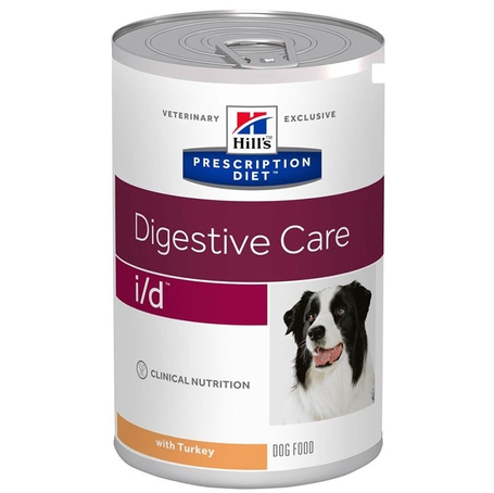 Hills Prescription Diet Canine I/D Digestive Care Blik 360gr