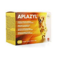 Aplazyl Voedingssupplement hond kat 120comp