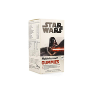 Disney multivitamines star wars gummies 120