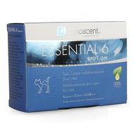 Essential 6 Spot-on kat pipet 4x0,6ml