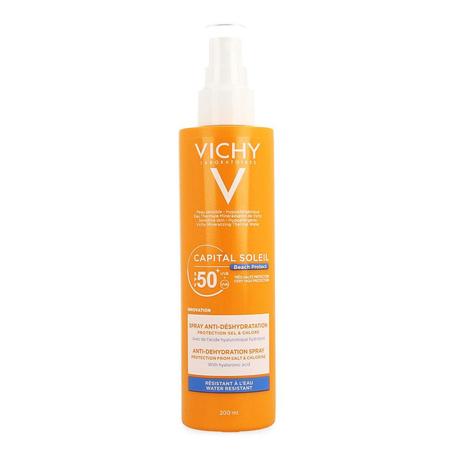 Vichy Capital Soleil Protection anti-déshydratation spray SPF50+ 200ml