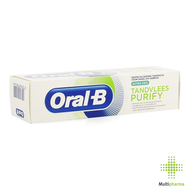 Oral b tandpasta purify extra fris 75ml
