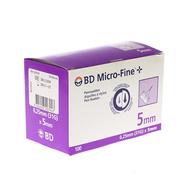 Bd microfine+ pennaald tw 5,0mm 31g 100 320794
