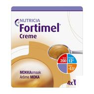 Fortimel Crème Moka 125 g 500gr