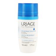 Uriage Deodorant zacht gevoelige huid roll-on 50ml
