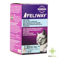 Feliway classic navulling 1m nf 48ml
