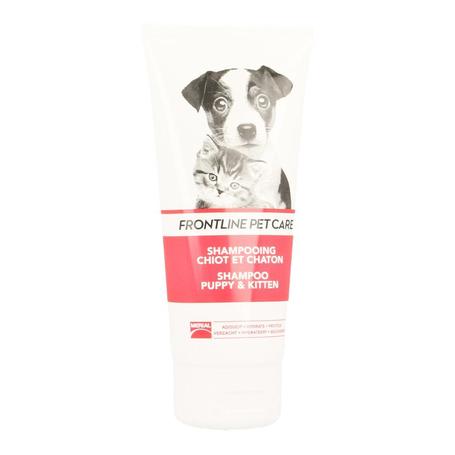 Frontline pet care shampoo puppy kitten v