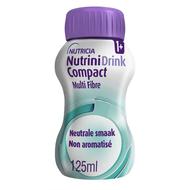 Nutrinidrink compact multi fibre neutraal 4x125ml