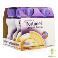 Nutricia Compact Protein Tropical 125 ml 4st