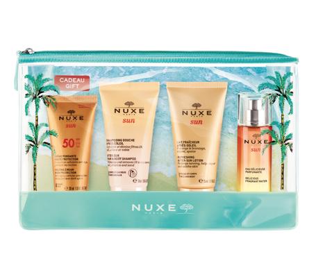Nuxe Sun Trousse découverte 4 produits