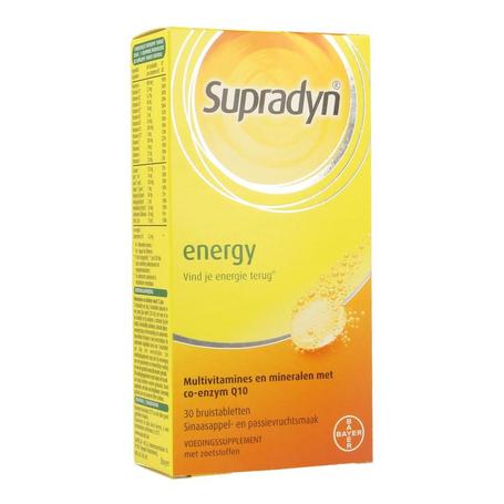 Supradyn Energy comprimés effervescents 30pc