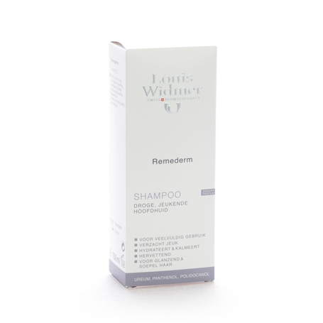 Louis Widmer Remederm Shampoo sans Parfum 150ml