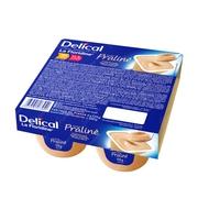 Delical Crème dessert La Floridine praliné 4x125gr