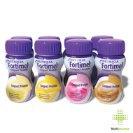 Fortimel Compact Protein Multipack 125 ml 8st