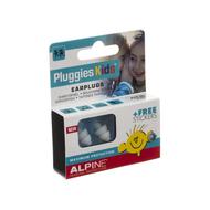 Alpine pluggies kids oordoppen 1p