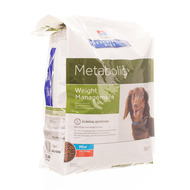 Prescription diet canine metabolic mini 6kg