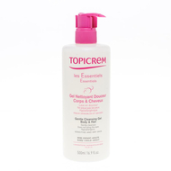 Topicrem gel nett corps-cheveux 500ml