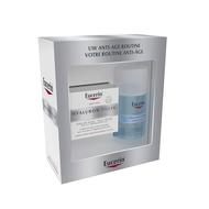 Eucerin Coffret Anti-age Hyaluron-filler crème de jour + Dermatoclean