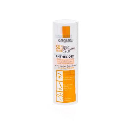 La Roche Posay Anthelios XL Stick Gevoelige Zones SPF50+ 9gr