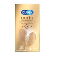 Durex Nude no latex préservatifs 10pc