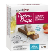 Modifast Protein Shape Barre chocolatee noix coco 6x27g
