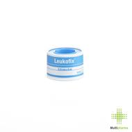 Leukofix deksel kleefpleister 2,50cmx5m 1 0212200
