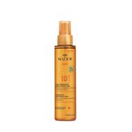 Nuxe Sun huile bronzante visage et corps SPF10 150ml