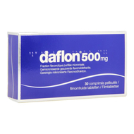 Daflon 500 comp 30 x 500mg