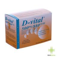D vital 500/880 bruis zakje 30