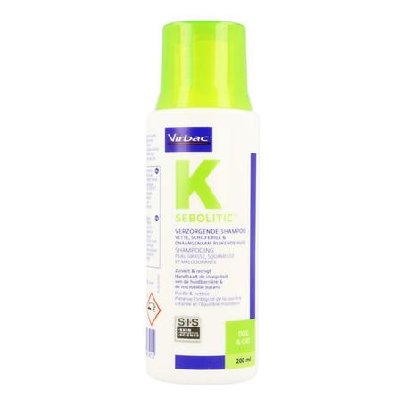 Sebolytic Shampoo