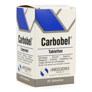 Carbobel simplex cpr 30